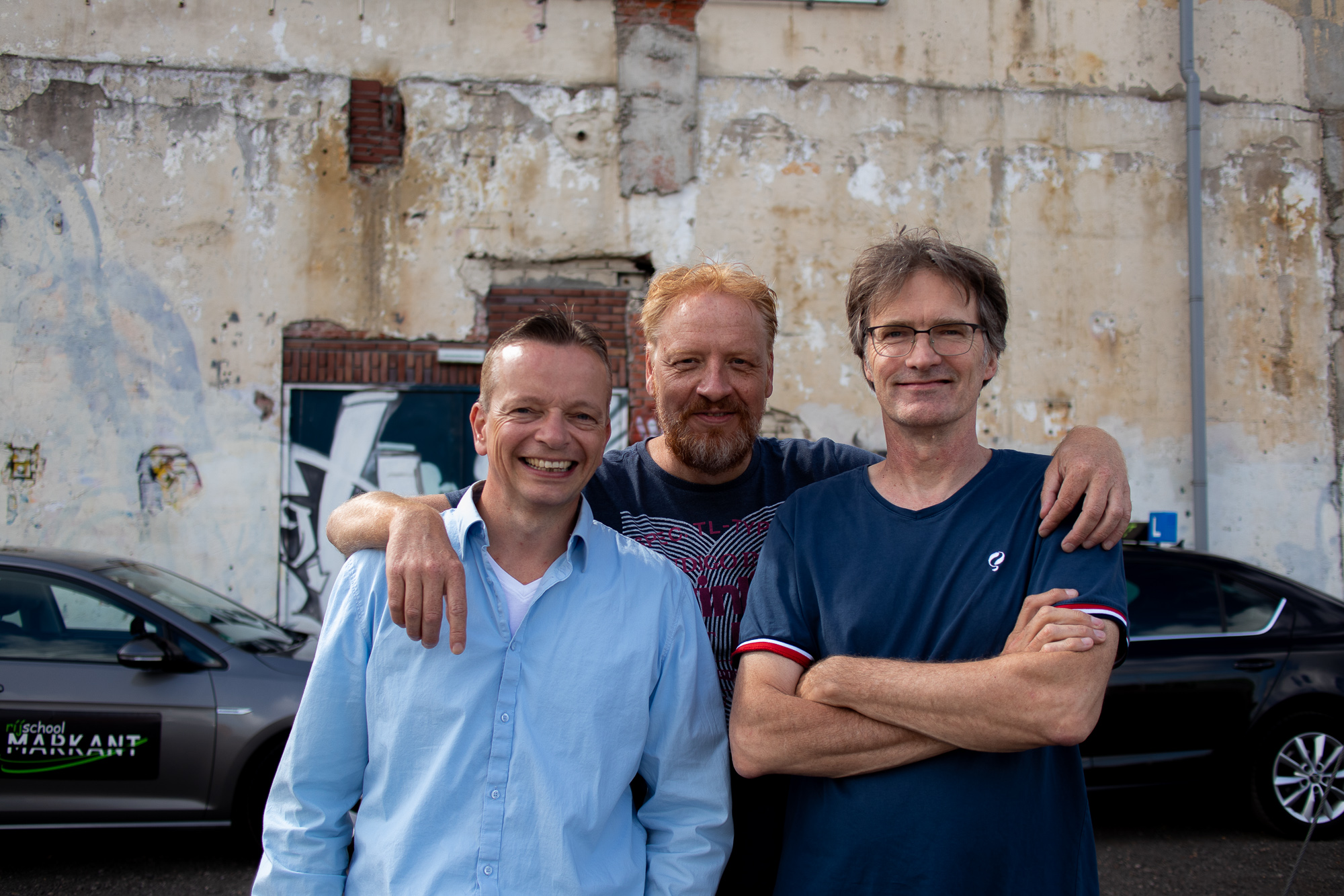 Instructeurs Rijschool Markant Groningen
