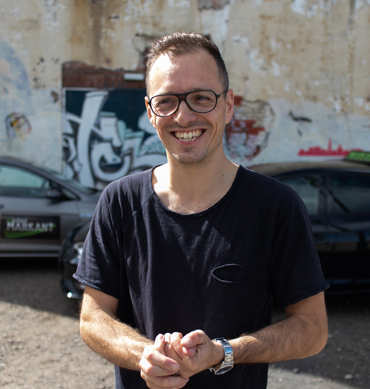 Rijinstructeur Rogier Agema